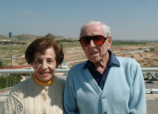 The Largest Donation In The History Of Donations To Israel: The late Dr. Howard and Lottie Marcus have bequeathed A Legacy Gift To Ben-Gurion University Of $400 Million