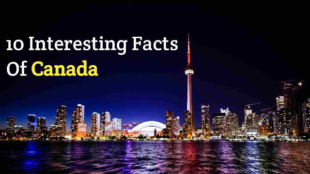 interesting facts of Canada