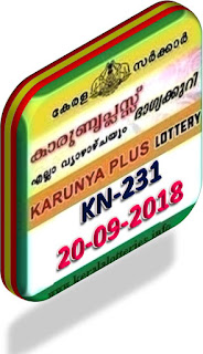 kerala lottery result from keralalotteries.info 20/09/2018, kerala lottery result 20.09.2018, kerala lottery results 20/09/2018, KARUNYA PLUS lottery KN 231 results 20/09/2018, KARUNYA PLUS lottery KN 231, live KARUNYA PLUS   lottery KR-231, result today, kerala lottery results today, today kerala lottery result, KARUNYA PLUS lottery KARUNYA PLUS lottery result today, KARUNYA PLUS lottery KN-231,   KARUNYA PLUS lottery results today, kerala lottery results today KARUNYA PLUS,