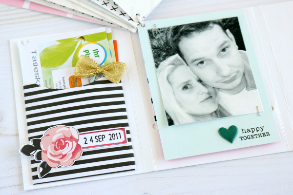 A Day To Remember Mini Album | Felicity Jane Februar Kit