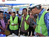 Nikmatnya Makan Durian Bersama Menteri dan Gubernur Kita