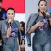 "Demi Lovato canta ""Confident"" y ""Body Say"" en desfile en apoyo a Hillary Clinton."