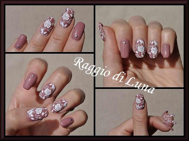 Raggio di Luna Nails: Born Pretty Store stamping plate BP Spring ...