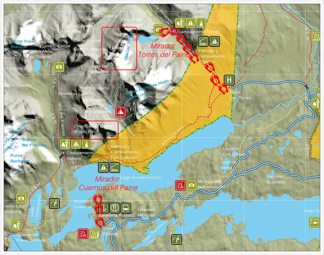 excursiones Torres Paine fotografiandoviajes
