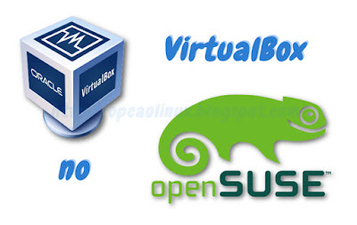 Oracle VM VirtualBox no openSUSE