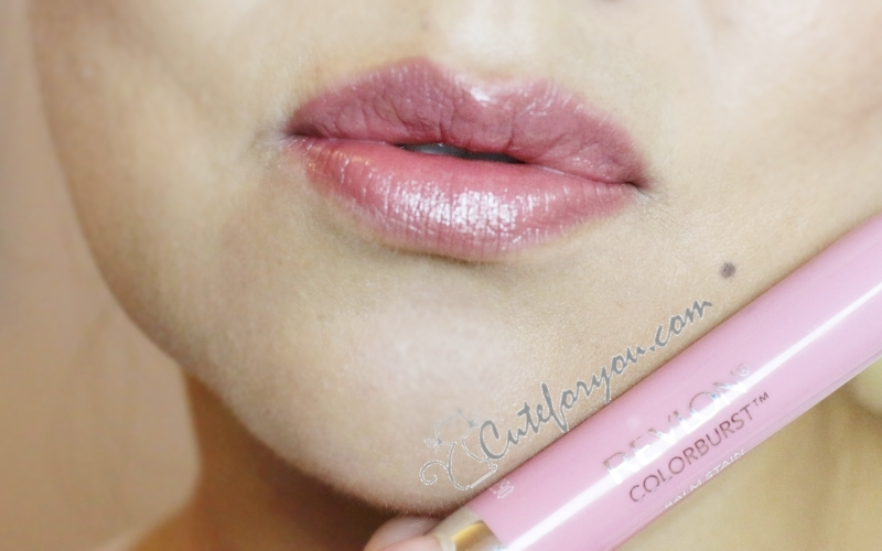 Revlon Just Bitten Kissable Balm Stain, HONEY DOUCE REVLON, BEAUTYBLOGGER ARGENTINA, MAKEUP, MAQUILLAJE, LIPS, BATOM