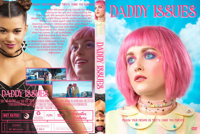 Daddy Issues DVD Cover