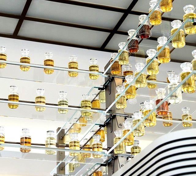 Atelier de création parfum Louis Vuitton, Les Fontaines Parfumées, Grasse - Blog beauté Les Mousquetettes