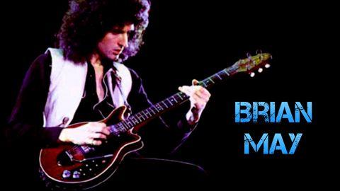 Biografía y Equipo de Brian May