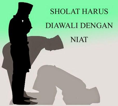 Syarat dan Rukun Sholat Wajib
