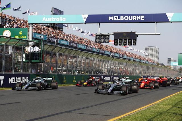 Bottas vence Hamilton, Ferrari decepciona na Austrália