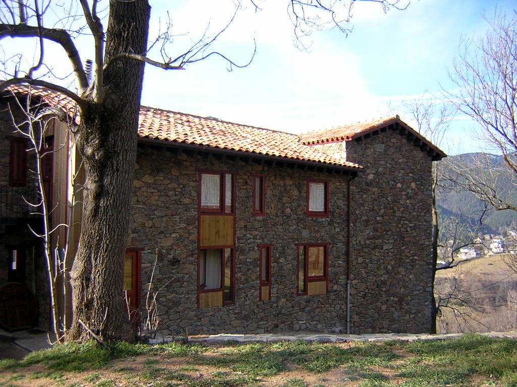 Ruralverd casa rural planoles ripoll s 13117 - Casa rural planoles ...