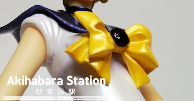 """Reseña de los """"Figuarts Zero Sailor Uranus y Sailor Neptune"""" [Tamashii Nations]."""