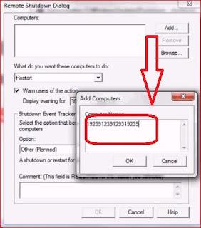 Remotely Shutdown Computer