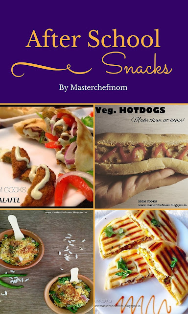 After School Snack Recipes