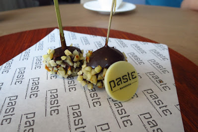 Bangkok, Paste, chocolate