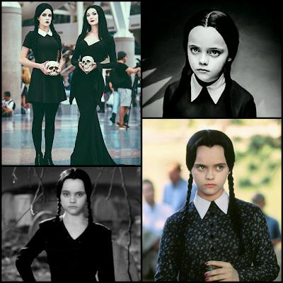 Wednesday Addams Halloween