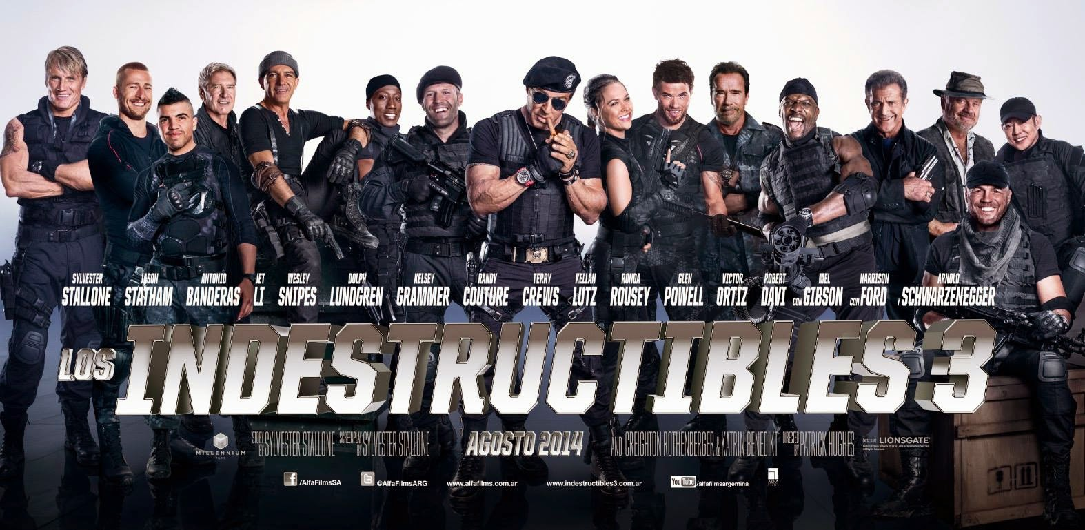 expendables  identi