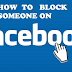 Block Person On Facebook