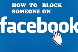 How to Block A User In Facebook