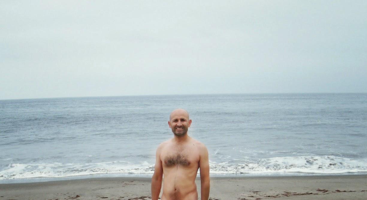 Primera vez playa nudista