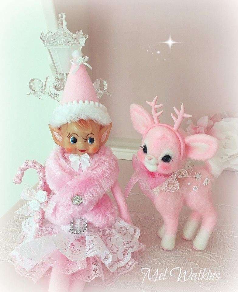 Olivia S Romantic Home Mel S Pink Christmas Home Tour