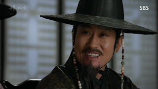 Sinopsis Six Flying Dragons Episode 44