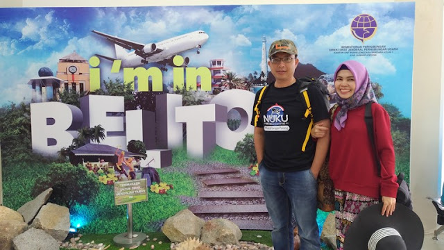 bandara tanjung pandan belitung