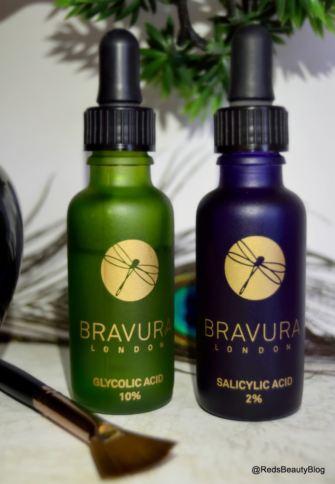 a picture of Bravura London Glycolic Acid 10% and Salicylic Acid 2%