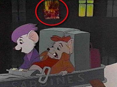 Curiosidades de la película Los Rescatadores de Disney