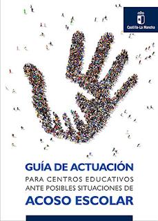 Guía de actuación para centros educativos ante posibles situaciones de acoso escolar