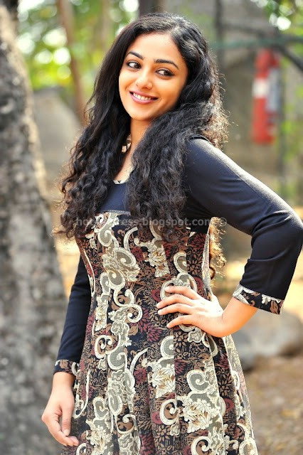 Nithya Menon Latest Cute Stills