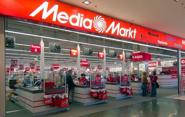 Media Markt em Barcelona