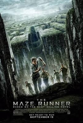 Download Movie The Maze Runner (2014) Bluray Full Movie