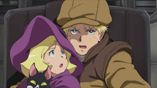 Mobile Suit Gundam: The Origin – Advent of the Red Comet – Episodio 02