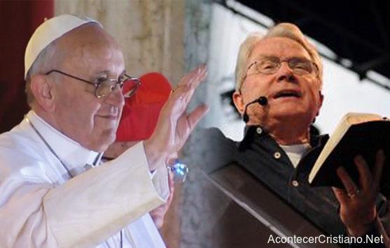 Amistad del Papa Francisco y Luis Palau
