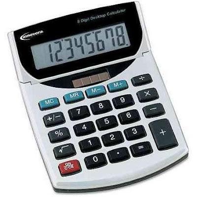 Kalkulator pedagang beras