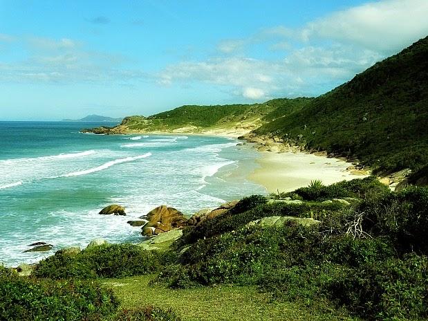 Prainha: a praia mais bela de Palhoça