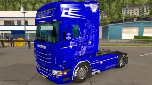 Scania RJL Viking Legend skin