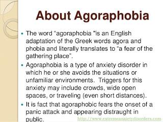 Agoraphobia By Brett Keane