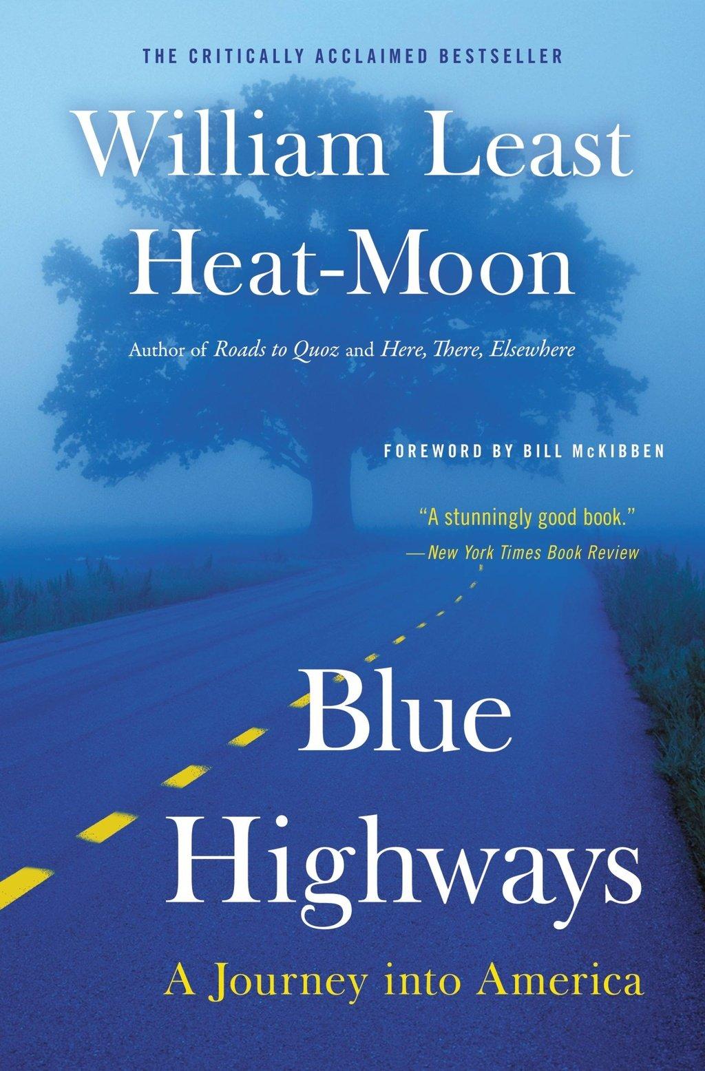 Blue Highways, William Least Heat-Moon
