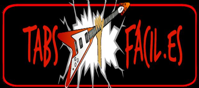 tablaturas para guitarra