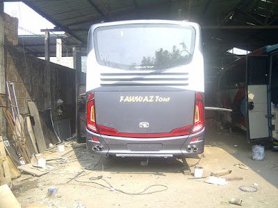 Sewa Bus Pariwisata PO. Fawwaz Tour Surabaya