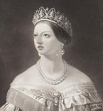 The royal order of sartorial splendor tiara thursday the for Case della regina anne vittoriana