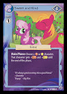 My Little Pony Sweet and Kind Premiere CCG Card