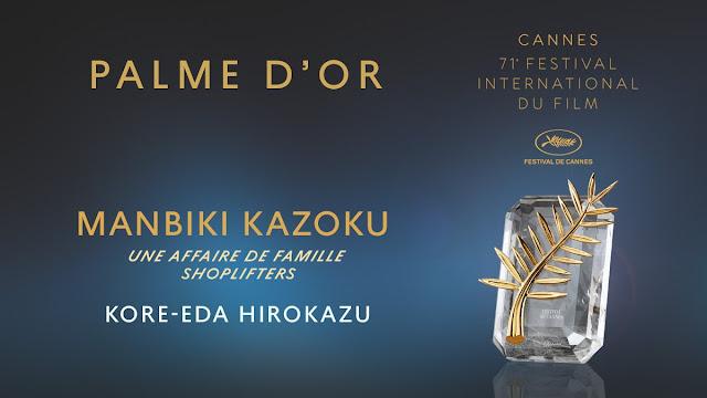 Shoplifters - Hirokazu Kore-eda - Cannes 2018