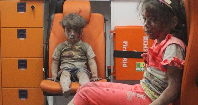 Bana Alabed Mendapat Perhatian Khusus, Bocah 7 Tahun Yang Rajin Nge-Tweet Dari Aleppo