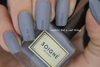 soigne consacrer nail polish