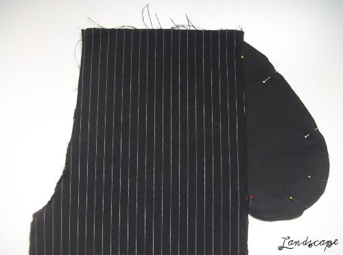 Como fazer bolso embutido