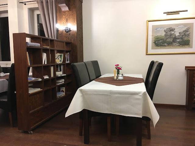 Hotel Nowa Ski, Karpacz, restauracja
